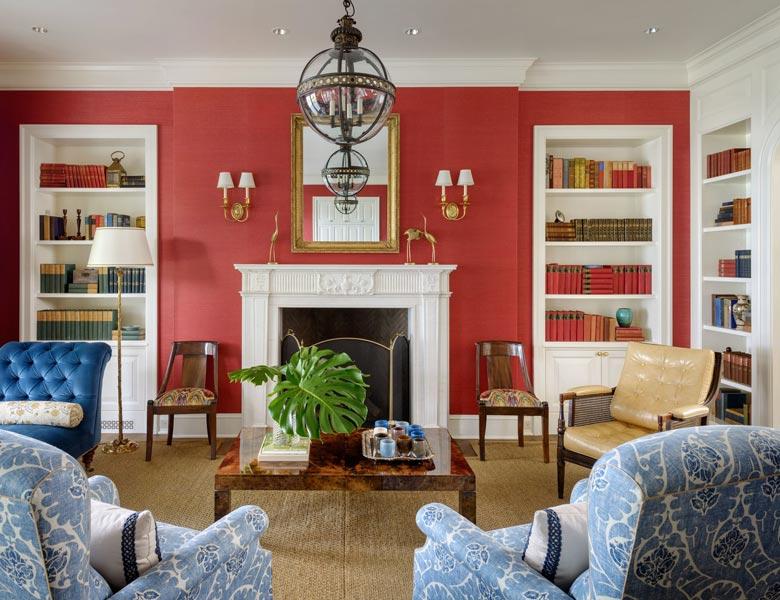 اهمیت شکل اتاق قبل از خرید کاغذ دیواری